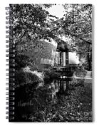 Royal Welsh College Of Music And Drama Spiral Notebook