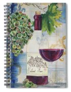 Royal Wine-a Spiral Notebook