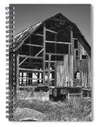 Rt 16 Barn 1302a Spiral Notebook