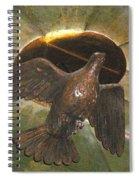 Ruacha - Ruach - Holy Spirit Spiral Notebook