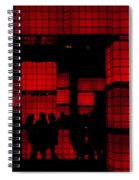 Rubik's Dream Spiral Notebook