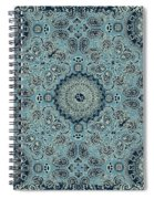 Rubino Order From Chaos Spiral Notebook