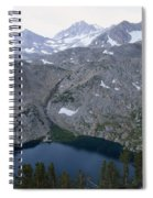 Ruby Lake Spiral Notebook