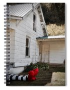 Ruby Slippers Spiral Notebook