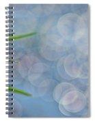 Rubyspot Spiral Notebook