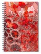 Rudolf Spiral Notebook