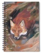 Rudy Adult Spiral Notebook