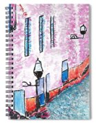 RUE Spiral Notebook