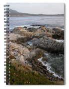Rugged Carmel Point Spiral Notebook