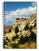 Rugged New Mexico Spiral Notebook