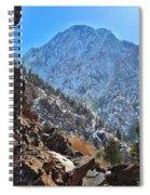 Rugged Overlook Spiral Notebook