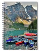 Rugged Relaxation Spiral Notebook
