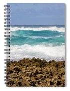 Rugged Shores Spiral Notebook
