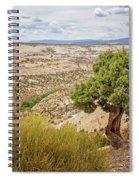 Rugged West Spiral Notebook
