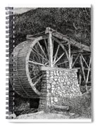 Ruidoso Waterwheel Spiral Notebook