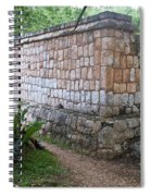 Ruins Chichen Itza 1 Spiral Notebook