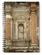 Ruins Of Antigua Guatemala Spiral Notebook