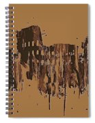 Ruins Of Rome Spiral Notebook