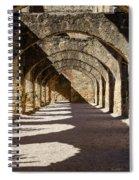 Ruins Of San Jose Spiral Notebook