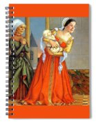 Rumpelstiltskin 021 Paulozelinsky Sqs Paul O Zelinsky Spiral Notebook