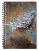 Run Away Spiral Notebook