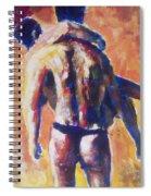 Run For Life Spiral Notebook