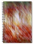 Run Like Hell Spiral Notebook