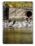 Runaways Spiral Notebook