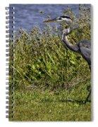 Running Away Spiral Notebook