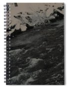 Running Water Spiral Notebook