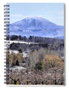 Rural Beauty Vermont Style Spiral Notebook