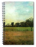 Rural Landscape 5904 Idp_2 Spiral Notebook