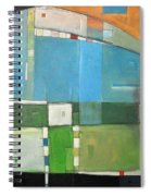Rural Landscape Number 3 Spiral Notebook