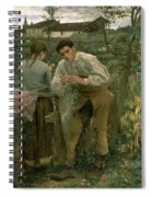 Rural Love Spiral Notebook