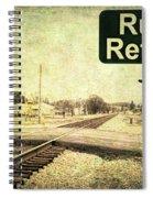 Rural Retreat Spiral Notebook