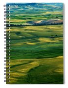 Rural Tapestry Spiral Notebook