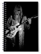Rush 77 #44 Spiral Notebook