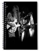 Rush 77 #52 Spiral Notebook