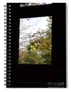 Rush Windows 1 Spiral Notebook