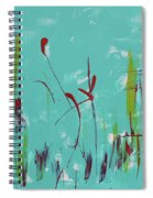 Rushes And Reeds Spiral Notebook