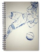 Russell Westbrook Spiral Notebook