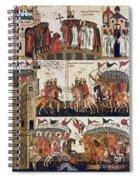 Russia: Novgorod Spiral Notebook