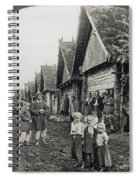 Russia: Peasants Spiral Notebook