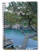 Russian Gulch Spiral Notebook