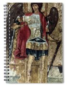 Russian Icons: Michael Spiral Notebook