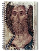 Russian Icons: The Saviour Spiral Notebook