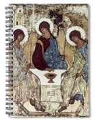 Russian Icons: The Trinity Spiral Notebook