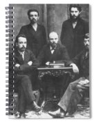 Russian Marxists, 1897 Spiral Notebook