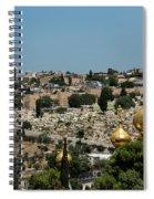 Russian Orthodox Church Spiral Notebook