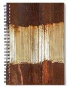 Rust 04 Spiral Notebook